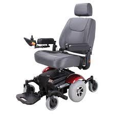 كرسي Standing Power Wheel Chair