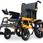 وصف جهاز الكرسي الكهربائي المتحرك