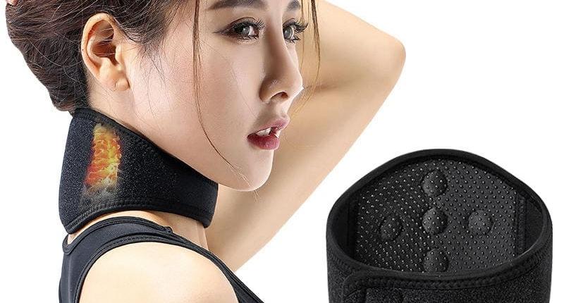 Medical thermal collar