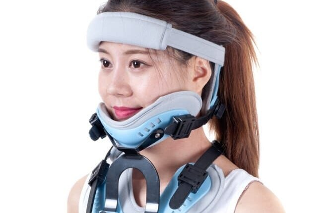 Medical neck collar