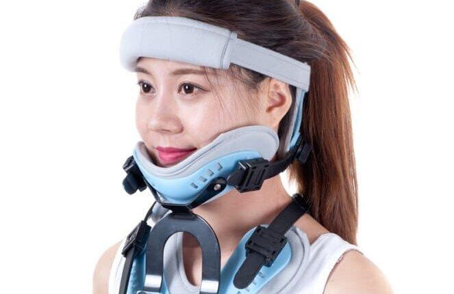 Medical neck collar