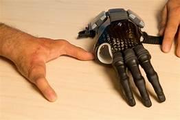اصبع يد صناعى